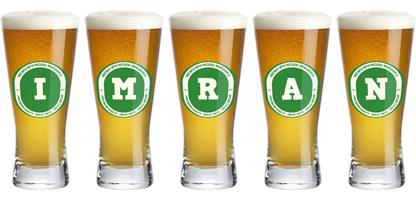 Imran lager logo