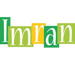 Imran lemonade logo