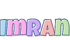 Imran pastel logo