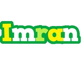 Imran soccer logo