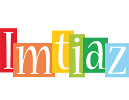 Imtiaz colors logo