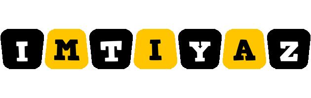 Imtiyaz boots logo