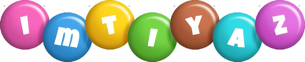 Imtiyaz candy logo