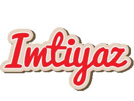 Imtiyaz chocolate logo