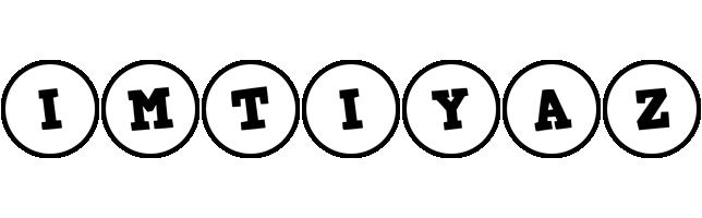 Imtiyaz handy logo
