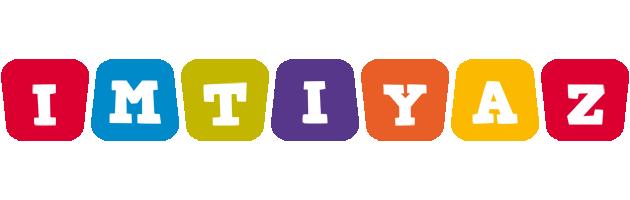 Imtiyaz kiddo logo