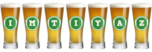 Imtiyaz lager logo