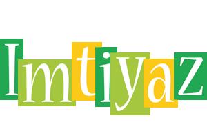 Imtiyaz lemonade logo