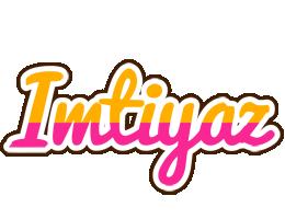 Imtiyaz smoothie logo