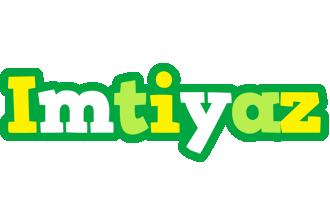 Imtiyaz soccer logo