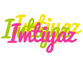 Imtiyaz sweets logo