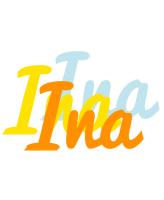 Ina energy logo