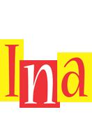 Ina errors logo