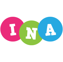 Ina friends logo