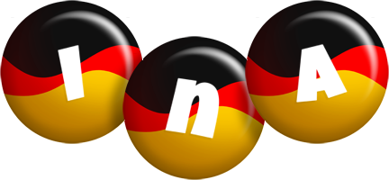 Ina german logo