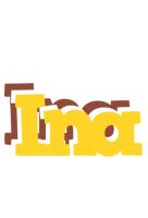 Ina hotcup logo