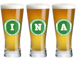 Ina lager logo