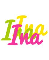 Ina sweets logo