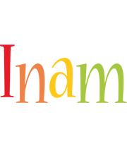 Inam birthday logo