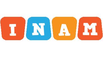 Inam comics logo