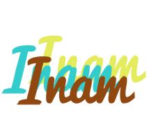 Inam cupcake logo