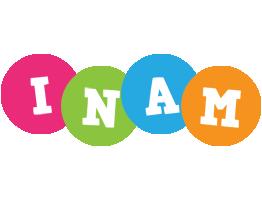 Inam friends logo