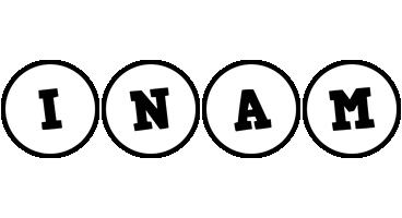 Inam handy logo