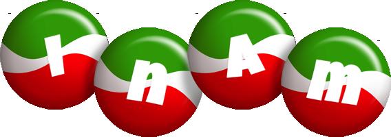 Inam italy logo