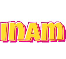 Inam kaboom logo