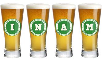 Inam lager logo