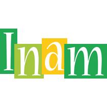 Inam lemonade logo