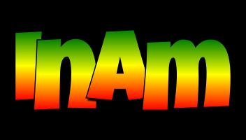 Inam mango logo