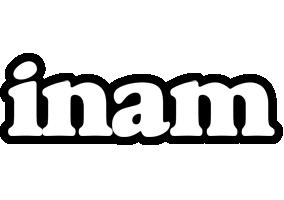 Inam panda logo