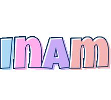 Inam pastel logo