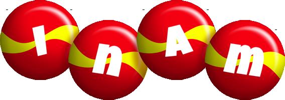 Inam spain logo