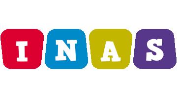 Inas kiddo logo