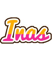Inas smoothie logo
