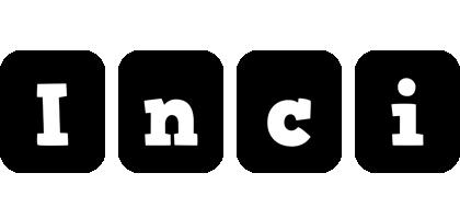 Inci box logo