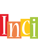 Inci colors logo
