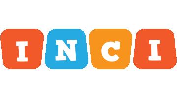 Inci comics logo