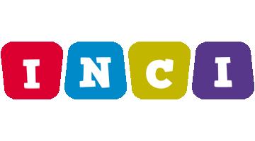 Inci daycare logo