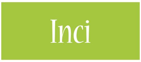 Inci family logo