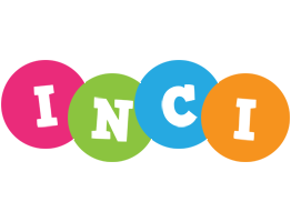 Inci friends logo
