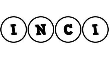 Inci handy logo