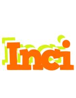 Inci healthy logo