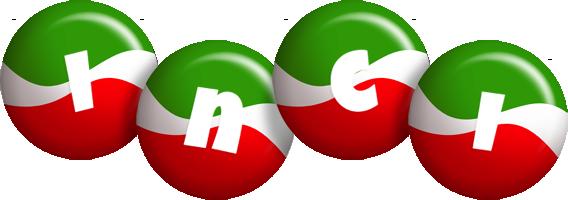 Inci italy logo