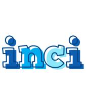 Inci sailor logo