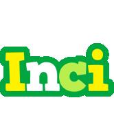 Inci soccer logo