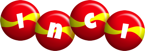Inci spain logo