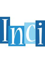 Inci winter logo